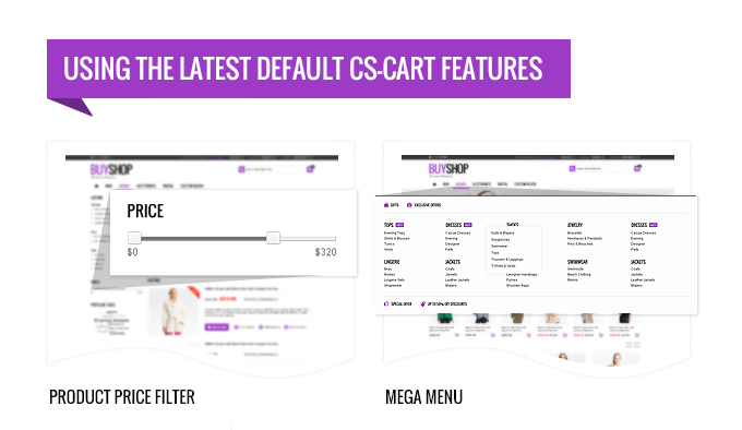 Using the latest default cs-cart features image