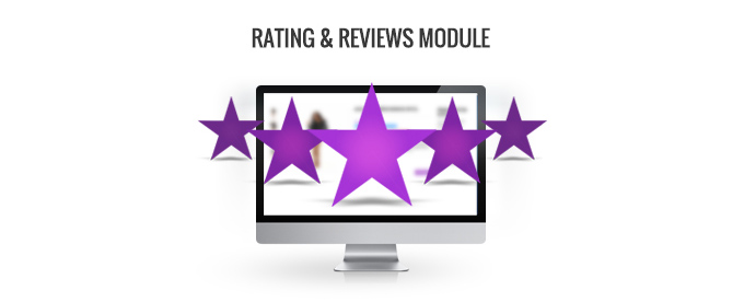 Rating and review module presence