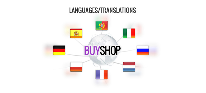 Languages, translations image