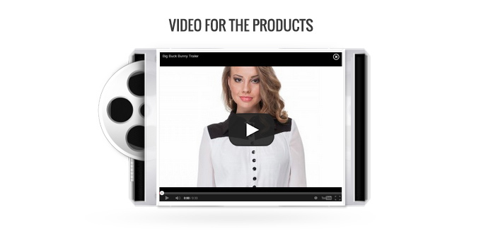 Video for the products image