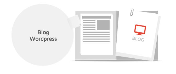 Blog Wordpress image