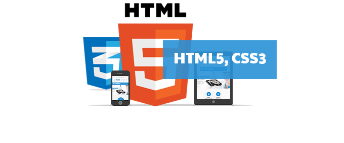 Html5, Css3 at Fixit Computer website theme